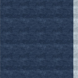 Color Block | Breton Deep Blue | Rugs | Tapis Rouge