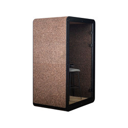 Grape COZY 1M2 office phonebooth | Telephone booths | Grape