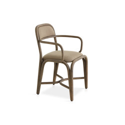 Fontal Upholstered dining armchair | Chairs | Expormim