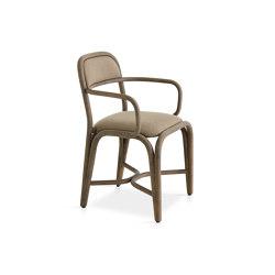 Fontal sillón comedor tapizado | Sillas | Expormim