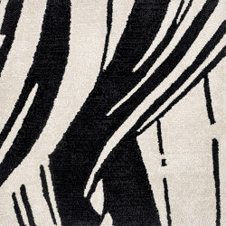 Jungle zebra | Formatteppiche | kymo