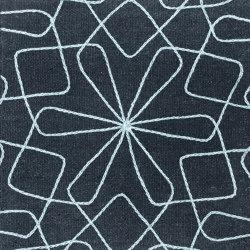 Kelim Motifs Infinity night frost | Formatteppiche | kymo