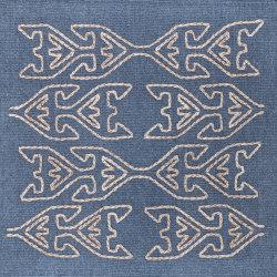 Kelim Motifs Tree of Life mosaic | Formatteppiche | kymo