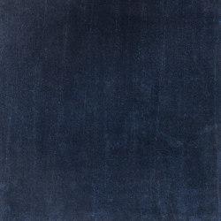 Studio NYC PolySilk velvet blue | Rugs | kymo