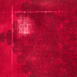 The Mashup Pure Edition Antique red | Rugs | kymo