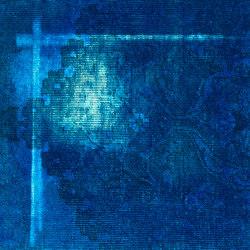 The Mashup Pure Edition Antique capri blue   Rugs   kymo