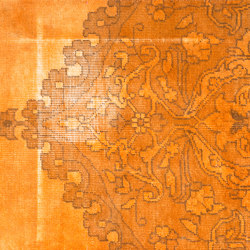 The Mashup Pure Edition Antique orange | Rugs | kymo
