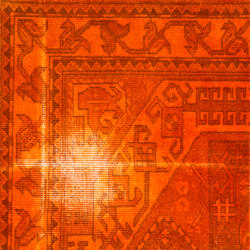 The Mashup Pure Edition Antique pumpkin | Rugs | kymo