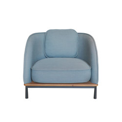 Arc Lounge Chair | Armchairs | Stellar Works