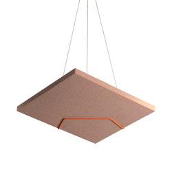 Decibel | Clamp Ceiling | Schalldämpfende Hängesysteme | Johanson Design