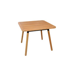 mary's design mood | Boomerang Dining Table - teak | Dining tables | MARY&