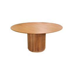 mary's design mood | Barrel Dining Table | Dining tables | MARY&