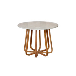 mary's design mood | Eleni Dining Table - marble | Mesas comedor | MARY&