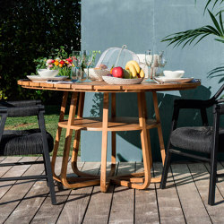 mary's design mood | Eleni Dining Table - teak | Dining tables | MARY&