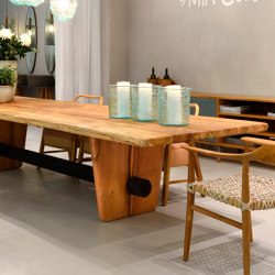 mary's design mood | Seba Dining Table - teak | Dining tables | MARY&