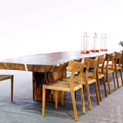 mary's design mood | Mega Dining Table - suar | Dining tables | MARY&
