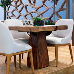 mary's design mood | Conical Dining Table - suar | Tables de repas | MARY&