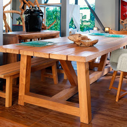 mary's design mood | Melahri Dining Table - teak | Dining tables | MARY&