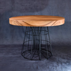 mary's design mood | Odense Dining Table - wood top | Tables de repas | MARY&