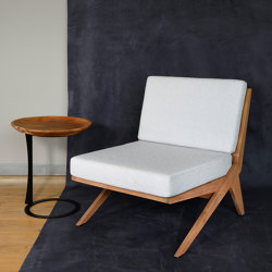 mary's design mood | Fr Lounge Chair - teak | Poltrone | MARY&