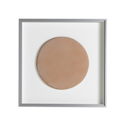 Terracotta Round | Sound absorbing wall objects | DESIGN EDITIONS