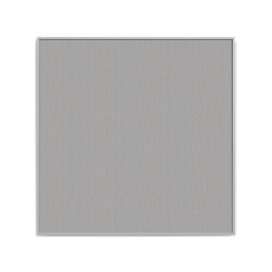 Opus 1, Grey Frame | Sound absorbing wall objects | DESIGN EDITIONS