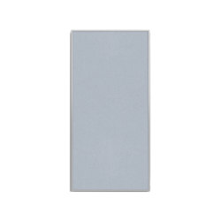 Opus 2, Grey Frame | Sound absorbing wall objects | DESIGN EDITIONS