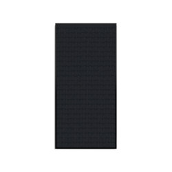 Opus 3, Black Frame | Sound absorbing wall art | DESIGN EDITIONS