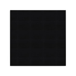 Opus 6, Black Frame | Sound absorbing wall objects | DESIGN EDITIONS