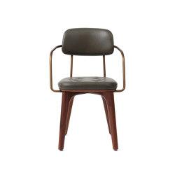 Utility Armchair U   Chairs   Stellar Works