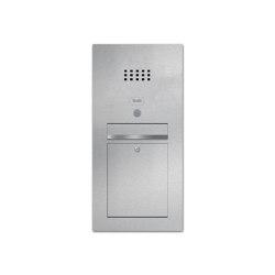 Designer | Edelstahl Briefkasten Designer Modell - Clean Edition - INDIVIDUELL Einputz- bzw. Unterputzvariante 100mm | Mailboxes | Briefkasten Manufaktur