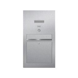 Designer | Edelstahl Briefkasten Designer Modell BIG - Clean Edition - INDIVIDUELL Einputz- bzw. Unterputzvariante 100mm | Mailboxes | Briefkasten Manufaktur