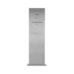 Designer | Edelstahl Briefkastensäule Designer Modell BIG - Stele Tower - INDIVIDUELL | Mailboxes | Briefkasten Manufaktur