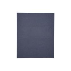 Designer | Edelstahl Design Zaunbriefkasten DESIGNER Style BIG pulverbeschichtet - Entnahme hinten | Mailboxes | Briefkasten Manufaktur