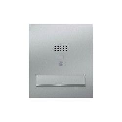 Designer | Edelstahl Mauerdurchwurf Briefkasten Designer Modell - Clean Edition - INDIVIDUELL | Mailboxes | Briefkasten Manufaktur
