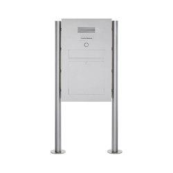 Designer | Edelstahl Standbriefkasten Designer Modell BIG ST-R - Clean Edition - INDIVIDUELL | Mailboxes | Briefkasten Manufaktur
