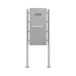 Designer | Edelstahl Standbriefkasten Designer Modell ST-R - Clean Edition - INDIVIDUELL | Mailboxes | Briefkasten Manufaktur