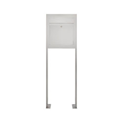 Designer | Edelstahl Standbriefkasten DESIGNER Style BIG ST-P | Mailboxes | Briefkasten Manufaktur