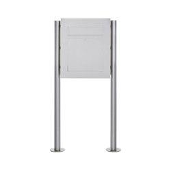 Designer | Edelstahl Standbriefkasten DESIGNER Style BIG ST-R | Mailboxes | Briefkasten Manufaktur