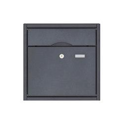 Premium | Aufputz Briefkasten PREMIUM BIG AP aus Edelstahl pulverbeschichtet in RAL nach Wahl | Mailboxes | Briefkasten Manufaktur