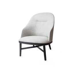Bund Lounge Chair | Poltrone | Stellar Works