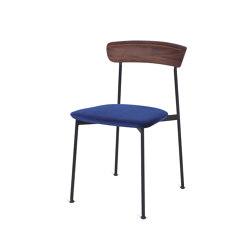 Crawford Dining Chair U | Chairs | Stellar Works