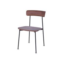 Crawford Dining Chair W | Chairs | Stellar Works