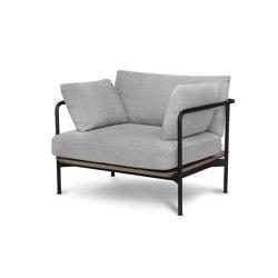 Crawford Lounge Chair | Armchairs | Stellar Works