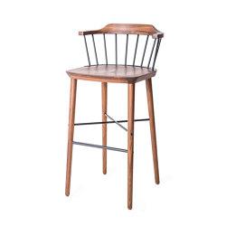 Exchange Bar Chair SH750 | Tabourets de bar | Stellar Works
