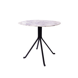 Blink Café Table - Stone Top | Side tables | Stellar Works