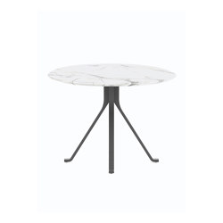 Blink Side Table - Stone Top | Beistelltische | Stellar Works