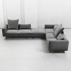 Binario modular sofa | Canapés | Flou