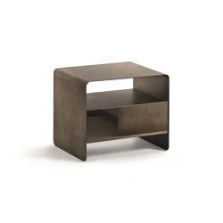 Foglio bedside table | Nachttische | Flou