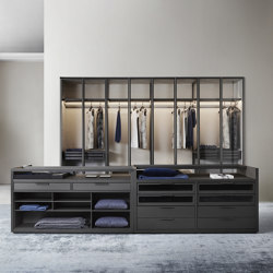 Private - Isola chest-of-drawer | Sideboards | Flou